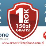 ArcaVir dla FreePhone