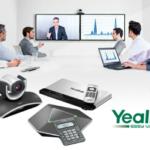 Zestaw Yealink VC400 – wielostronne wideokonferencje w Full HD