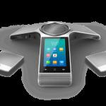 Yealink CP960 – nowy dotykowy telefon konferencyjny IP z USB, Bluetooth i głośnikiem od Harman Kardon
