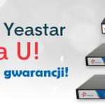 Yeastar rozszerza gwarancję do 3 lat