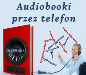 Audiobooki przez telefon