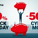 Mega rabaty Black Friday i Cyber Monday: – 30% na rozmowy i -50% na numery telefoniczne