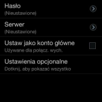 Konfiguracja VoIP na Samsung Galaxy S3