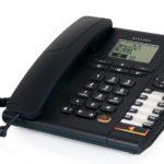 Analogowe telefony Alcatel na wyposażeniu hoteli