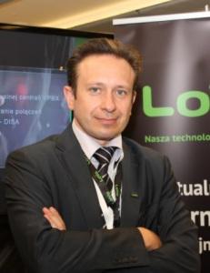 Marcin Krasnodębski, Dyrektor Sprzedaży Grupy LoVo