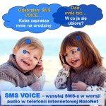 HaloNet obniża stawki za SMS-y i wprowadza SMS VOICE