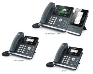 Telefony Yealink SIP TX series
