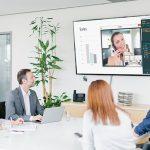 Wszechstronne i łatwe w obsłudze rozwiązanie konferencyjne dla max. 60 uczestników