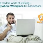 "Innovaphone ""Anywhere Workplace"" elastyczna i mobilna komunikacja bez granic"
